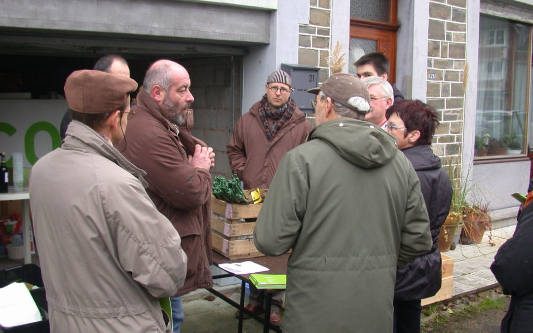 Opération Pieds de vigne – 26 novembre 2011