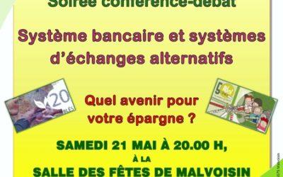 Système bancaire et systèmes d'échanges alternatifs. Quel avenir pour votre épargne ?