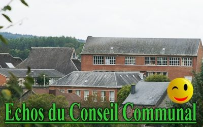 Conseil communal de Gedinne, du 15 décembre 2016