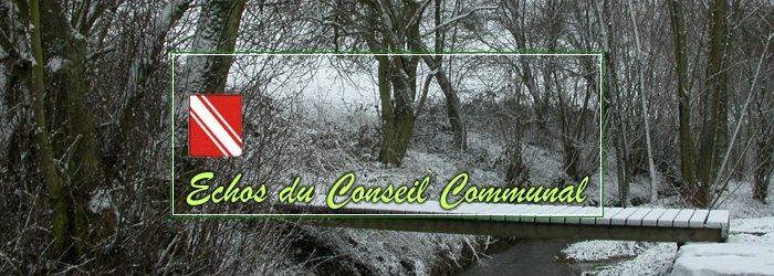 Conseil Communal de Gedinne, du 21 décembre 2017