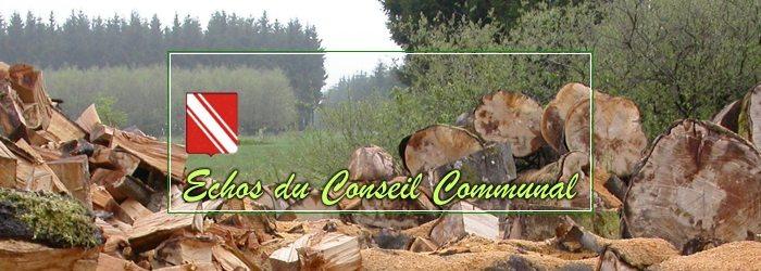 Conseil Communal de Gedinne, du 26 octobre 2017
