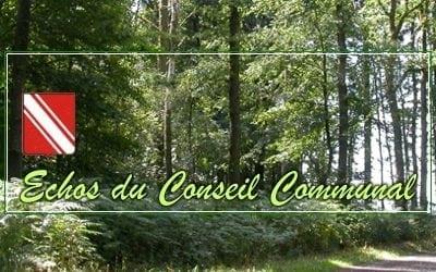 Conseil communal de « rentrée » du mercredi 26 août 2020 : le choc des budgets !