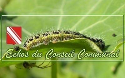 Compte-rendu du conseil communal du 12 juillet 2018
