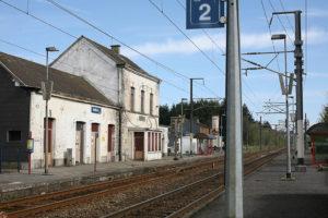 Gare de Gedinne